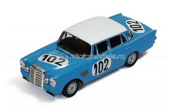 MERCEDES-BENZ 300SE (W111) #102 24h SPA (1964)