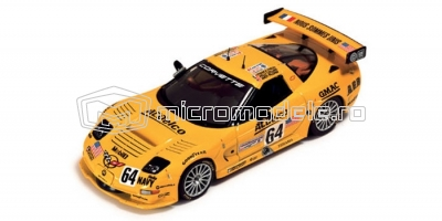 CHEVROLET Corvette C5-R LeMans (2002)