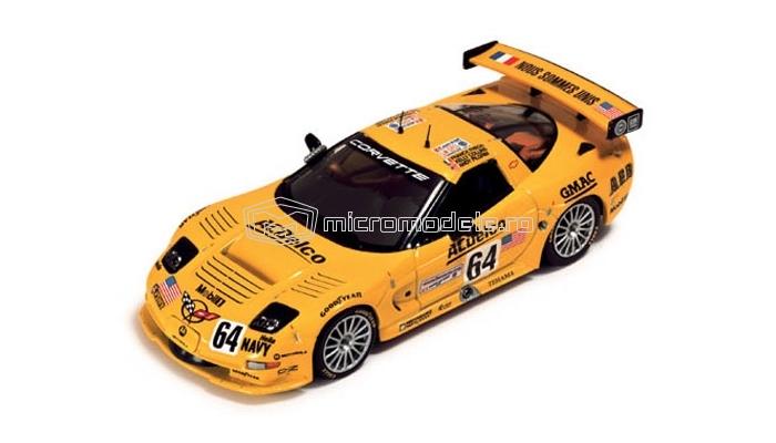 CHEVROLET Corvette C5-R LeMans (2002)