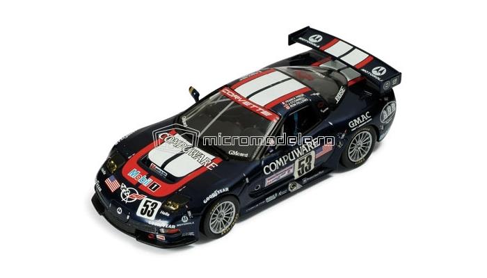 CHEVROLET Corvette C5-R LeMans (2003)