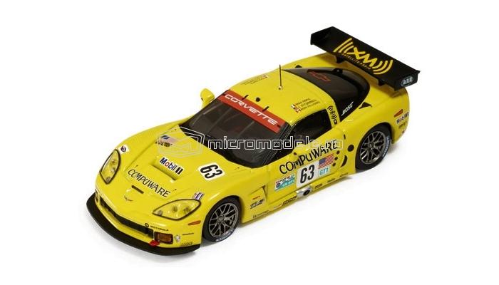 CHEVROLET Corvette C6-R LeMans (2006)