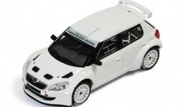 SKODA FABIA S2000 WRC (2012)
