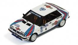 LANCIA Delta HF 4WD #4 Winner RAC Rally (1987)