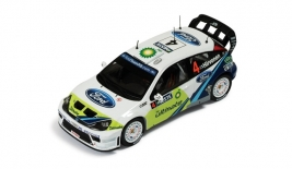 FORD Focus WRC Rally Finland (2005)