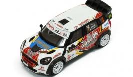MINI John Cooper Works WRC #3 Wallonie (2013) F.DUVAL - A.LEYH
