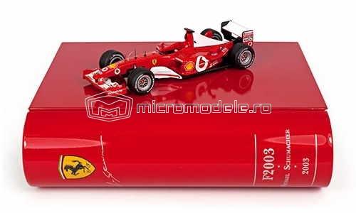 FERRARI F1 #1 Michael Schumacher USA GP (2003)
