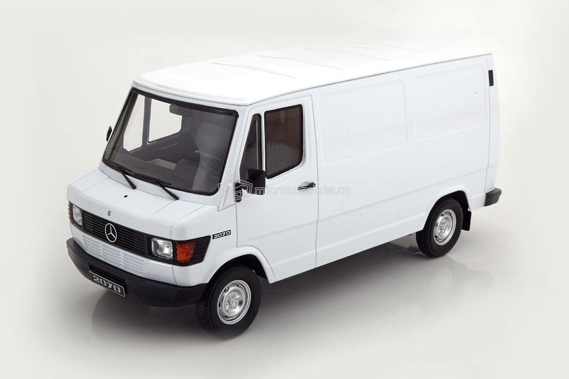 MERCEDES 208D Van (1988)