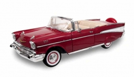 CHEVROLET Bel Air Convertible (1957)