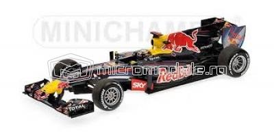 RENAULT RB6 Red Bull F1 Vettel (2010)