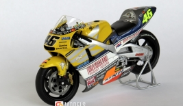 HONDA NSR 500, Valentino Rossi, GP 500 Le Mans (2001)