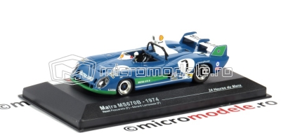 MATRA MS6708 LeMans (1974)
