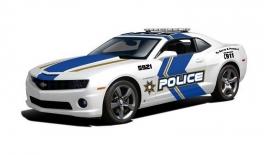 CHEVROLET Camaro RS Police (2010)