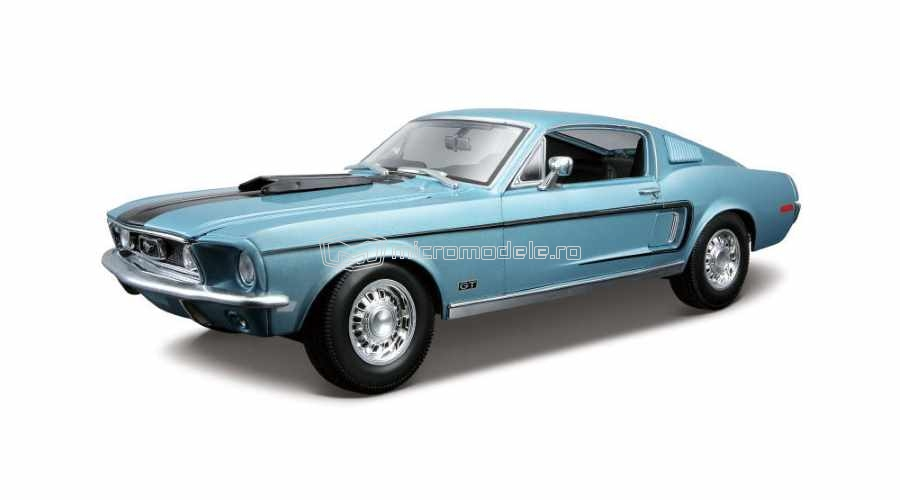 FORD Mustang GT Cobra Jet (1968)