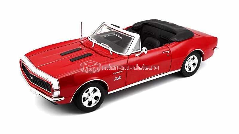 CHEVROLET Camaro SS 396 Convertible (1967)