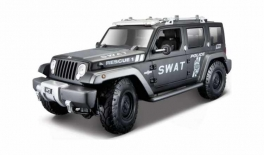 JEEP Rescue Police SWAT Version