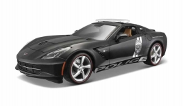CHEVROLET Corvette Stingray POLICE (2014)