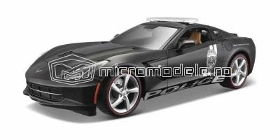 CHEVROLET Corvette Stingray POLICE (2014)