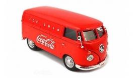 VW MICROBUS T1 Coca-Cola (1962)