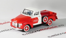 CHEVROLET PICK-UP (1953) COCA COLA