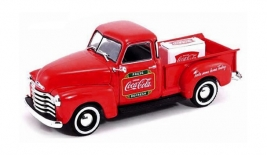 CHEVROLET Pick-Up Coca-Cola (1953)
