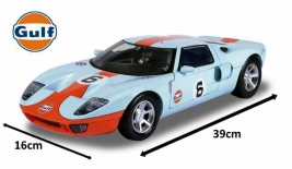 FORD GT Concept (2004) Gulf