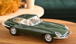 JAGUAR E-Type Coupe 4.2L (1964)