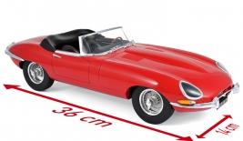 JAGUAR E-Type Cabriolet (1962)