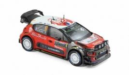 CITROEN C3 WRC - Monte Carlo (2017)