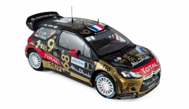 CITROEN DS3 WRC (2013) Loeb