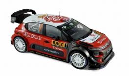 CITROEN C3 WRC - Locul 1 Mexic (2017)