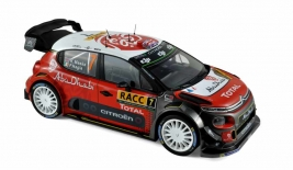 CITROEN C3 WRC - Winner Mexic (2017)