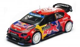 CITROEN C3 WRC Locul 1 Raliu Monte Carlo (2019)