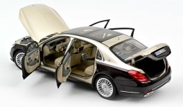 MERCEDES Maybach S650 (2018)