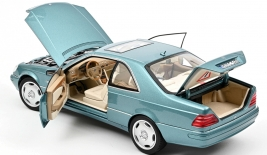 MERCEDES CL600 Coupe (1997)