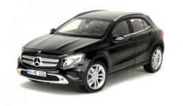 MERCEDES-Benz GLA (2014)
