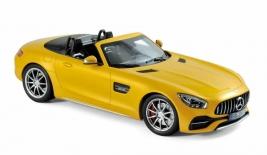 MERCEDES AMG GT C Roadster (2017)