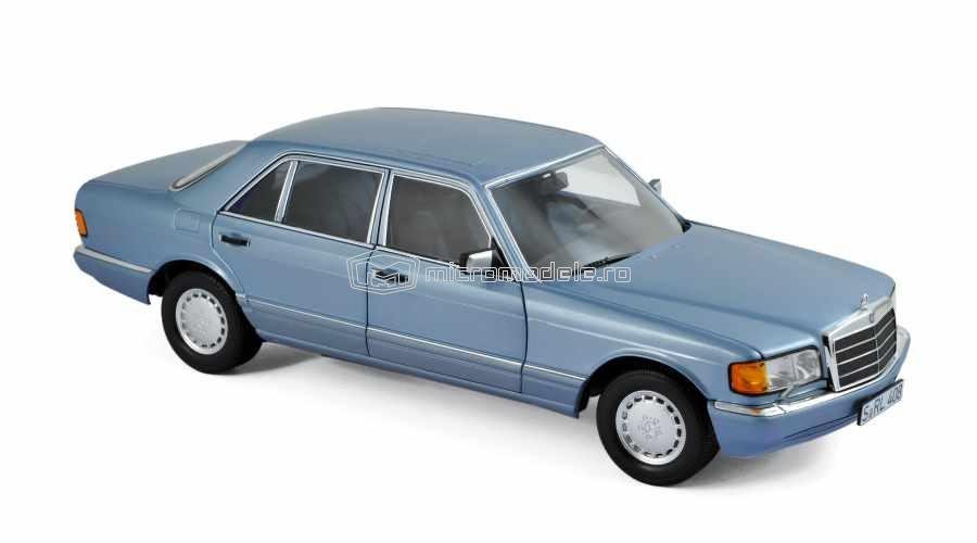 MERCEDES 560 SEL (1990)
