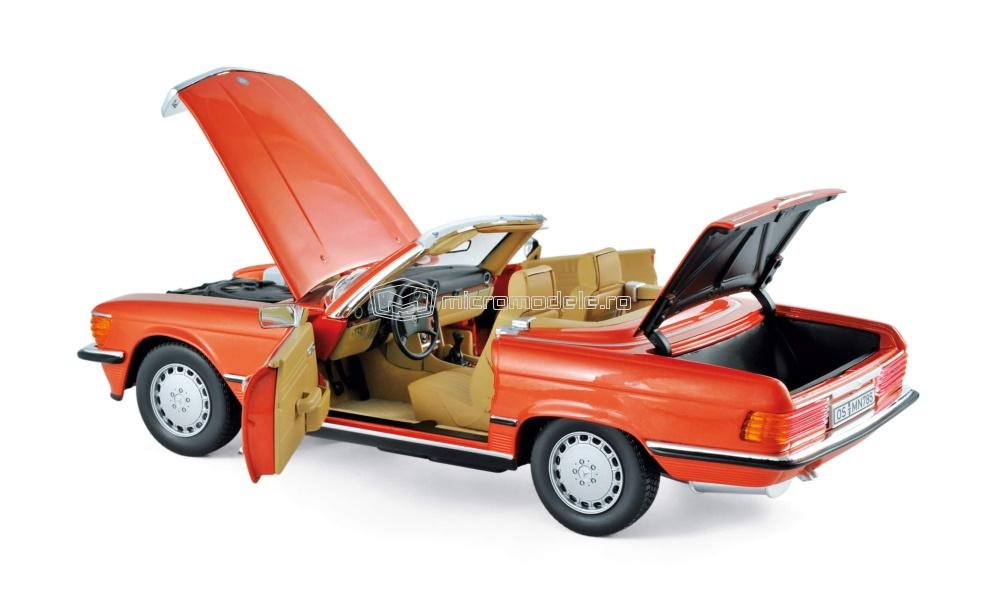 MERCEDES-Benz 300 SL (1986)