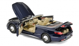 MERCEDES Maybach S650 Cabriolet (2018)