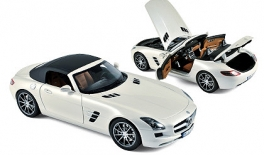 MERCEDES BENZ SLS AMG Roadster (2011)