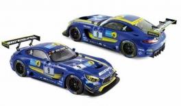 MERCEDES AMG GT3 (2016) Team Black Falcon