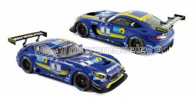 MERCEDES AMG GT3 (2016) Team Black Falcon