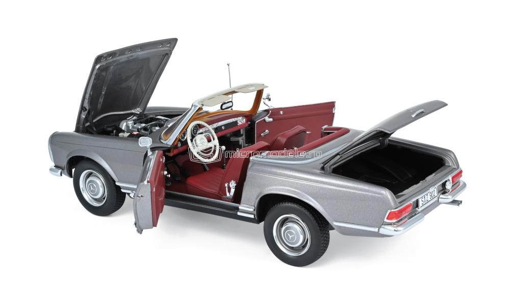 MERCEDES-Benz 230 SL (1963)