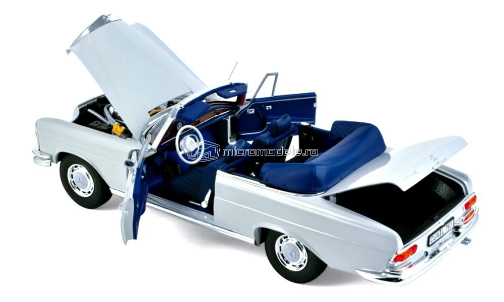 MERCEDES-Benz 280 SE Cabriolet (1968)