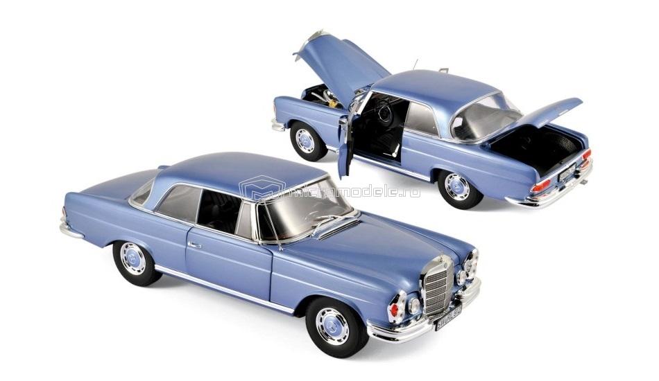 MERCEDES-BENZ 280 SE Coupe (1969)