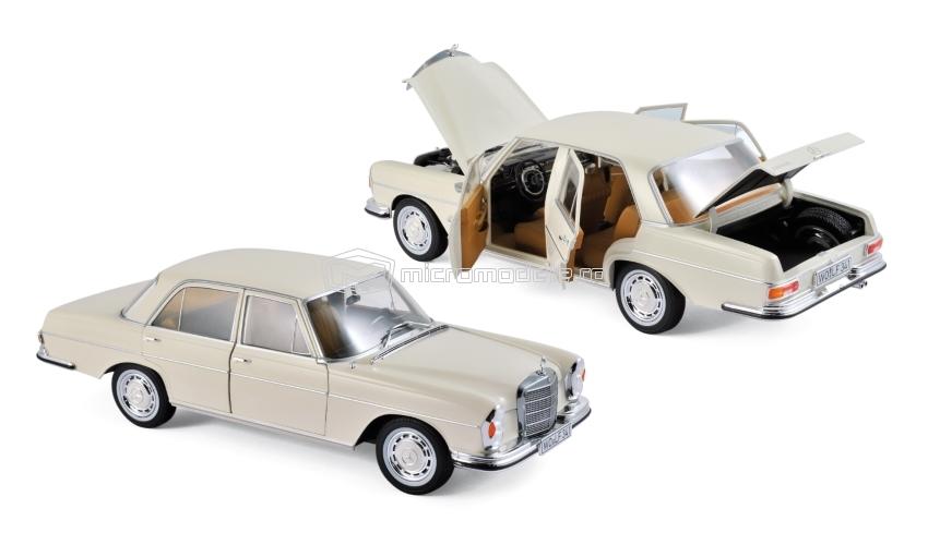 MERCEDES-BENZ 280 SE (1969)