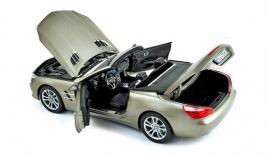 MERCEDES SL500 Cabriolet (2012)