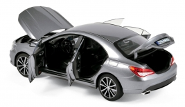 MERCEDES-Benz CLA 220 (2013)