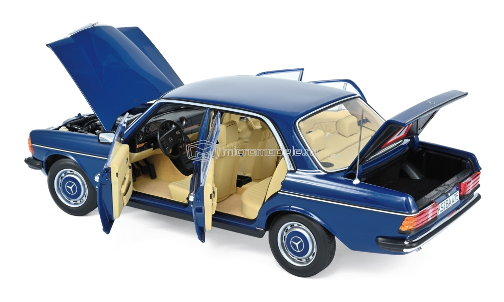 MERCEDES-Benz 230 (1982)
