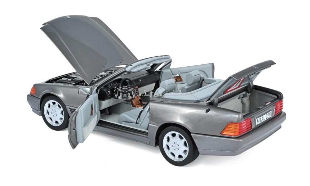 MERCEDES-Benz 500 SL (1989)